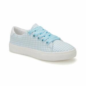 حذاء سنيكرز أزرق فاتح نسائي