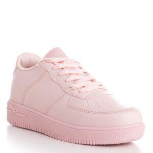 حذاء رياضي وردي فاتح نسائي