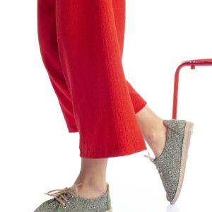 حذاء رياضي أخضر نسائي