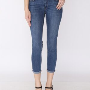 Women's Pocketed Basic Jeans