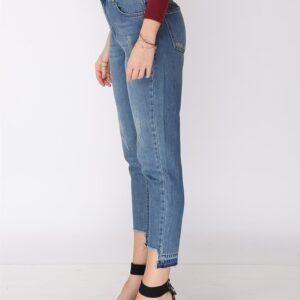 جينز قصير بجيوب نسائي