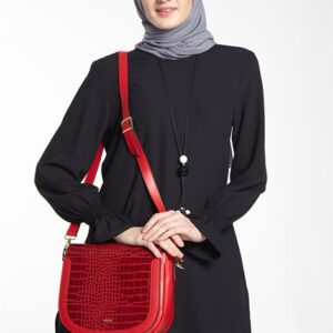 Women's Red Shoulder Bag