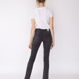 Women's Pocketed Flare Jeans