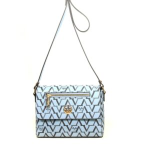 Women's Blue Crossbody Bag