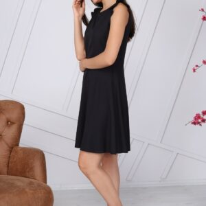 Women's Shoulder Detail Short Dress