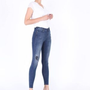 Women's Pocket Skinny jeans
